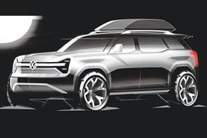 Volkswagen Plotting New Hardcore Electric Off-Roader