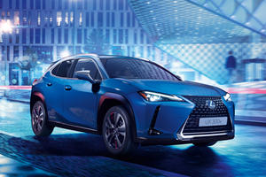 Lexus Explains Why All-Electric UX Won't Come To America