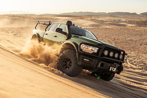 Ram 2500 Heavy Duty Becomes Ultimate Offroad Warrior