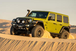 Transform Your Jeep Wrangler Into An Offroad Animal