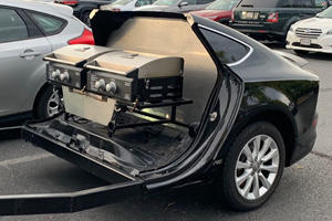 Audi A7 Becomes The Ultimate BBQ Trailer