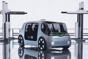 Project Vector Is Jaguar's Craziest Concept Yet