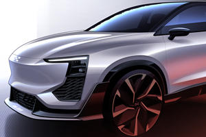 There's Another New Electric Crossover Coming To Battle Tesla