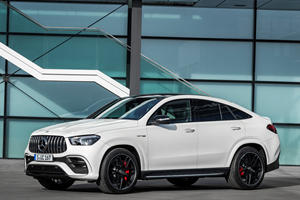 2021 Mercedes-AMG GLE 63 S Coupe First Look Review: 603-HP Of Pure Adrenaline