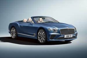 Bentley Continental GT Mulliner Convertible Takes Special To A New Level