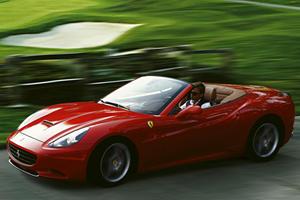 Entry Level Exotics: Ferrari California