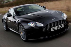 Entry Level Exotics: Aston Martin Vantage