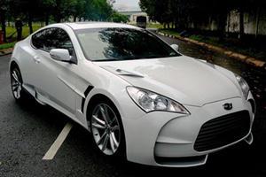 Genesis Replicates Aston One-77