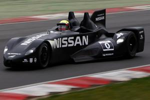 Nissan DeltaWing Finishes Petit Le Mans