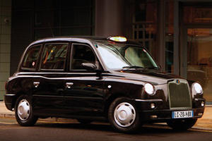 London Taxi Company Goes Bankrupt