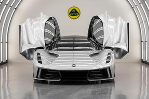 2000-HP Lotus Evija Hypercar Is About To Begin Production