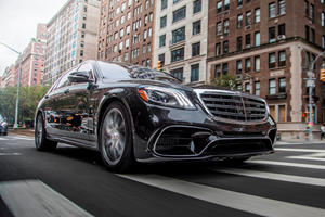 Now You Can Drive A Different Mercedes-AMG Every Week