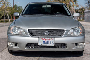 This Supercharged Lexus IS300 Is Illegal To Sell In California