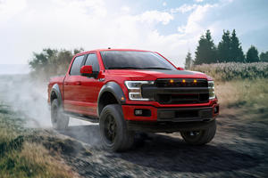 New 2020 Roush F-150 Trucks Will Make A Raptor Cry