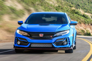 2021 Honda Civic Type R Returning To The Nurburgring