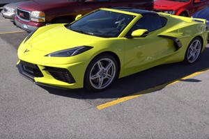 All The Colors Of The Corvette Stingray C8 Captured On Video