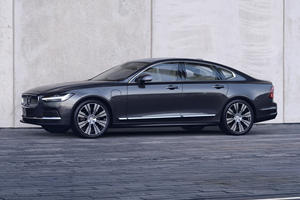 2021 Volvo S90 And V90 Refreshed With New Mild Hybrid Tech