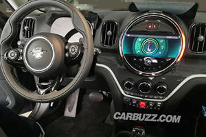 First Look Inside The 2021 Mini Countryman