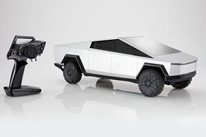 Hot Wheels Will Make A Cybertruck Before Tesla Does