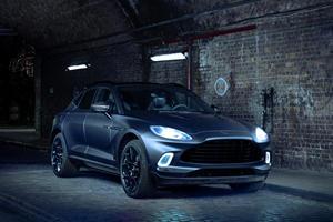 Q By Aston Martin Reveals Stunning Bespoke DBX