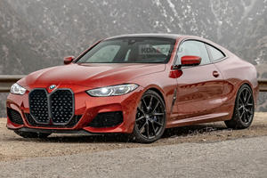 New BMW 4 Series Will Look Exactly Like This
