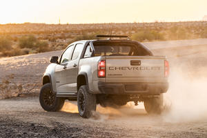 Callaway Turns Chevy Colorado Into Supercharged Monster ...