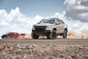 Callaway Turns Chevy Colorado Into Supercharged Monster