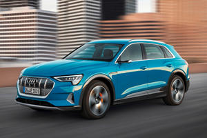 Audi e-tron Production Suddenly Suspended