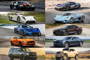 Incredible 1,000+ Horsepower Cars You Can Buy Today