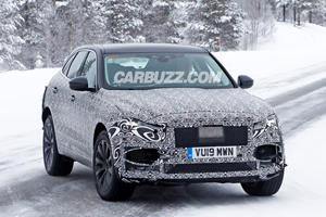 How Will The Jaguar F-Pace Change For 2021?