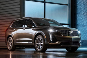 Lincoln Is Thrilled Cadillac Changed The XT6's Most Basic Feature