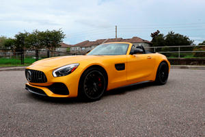 AMG GT Owners Rejoice! A Manual Transmission Is Coming