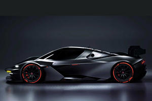 Sadly, This 600-Horsepower KTM X-Bow Isn't For The Road