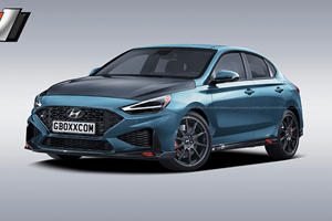 This Is Why We Want A Hyundai i30 N Fastback