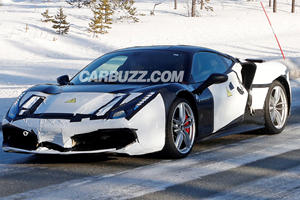 Is Ferrari Working On A New Hybrid Supercar?
