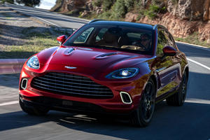 Coronavirus Could Cause Problems For Aston Martin DBX
