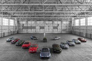 Aston Martin Celebrates 70 Years Of The Vantage