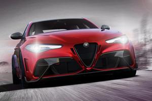 Alfa Romeo Reveals All-New 540-HP Giulia GTA And Track-Focused GTAm