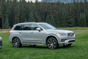 The Most Luxurious Volvo Ever Could Be On Its Way