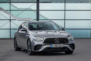 Mercedes-AMG E53 Sedan