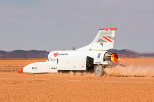 Bloodhound Land Speed Record Project In Danger Of Being Cancelled