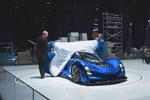 Abandoned 2020 Geneva Motor Show Is A Surreal Sight