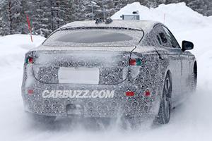 First Look At Jaguar's New Porsche Taycan Fighter