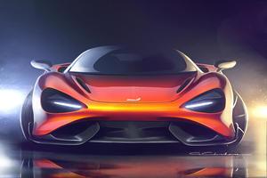McLaren's Hybrid Supercar Will Weigh Less Than Ferrari SF90 Stradale