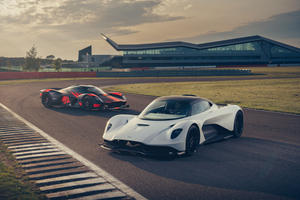 Aston Martin Moving On From AMG Power