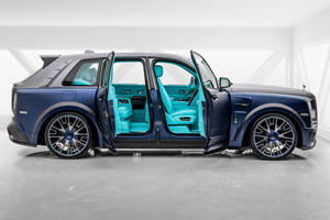 Mansory Did Something Really Bad To The Rolls-Royce Cullinan