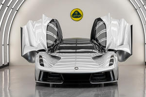 2,000-HP Lotus Evija Already Sold Out For 2020