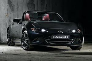 Limited-Edition Mazda MX-5 Revives A Legendary Name