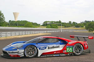 Ford Asks Gamers To Help Design New Race Car