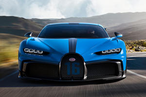 Say Hello To The Bugatti Chiron Pur Sport: A $3.55 Million Track ...